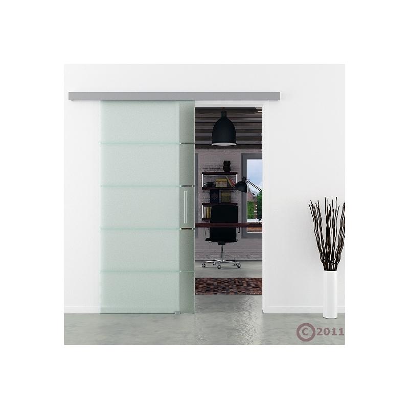 Glasschiebetüren Innen : Innenbereich Glas Schiebetür